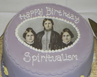 Hydesville cake