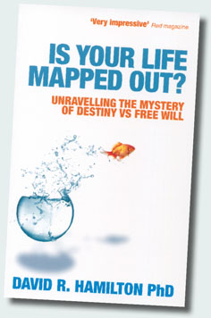 Is your life mapped out? A book review by Graham Jennings