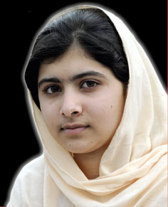 Help Support Malala at change.org