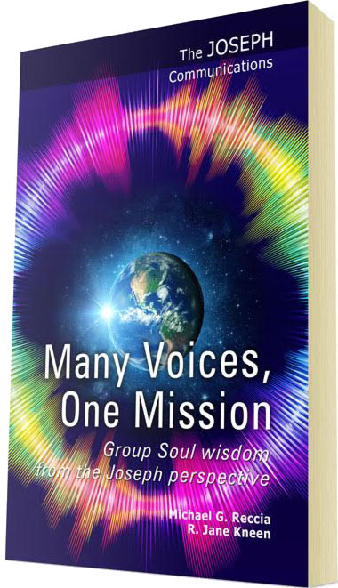 Many Voices, One Mission – part of The Joseph Communications – by Michael G. Reccia and R Jane Kneen
