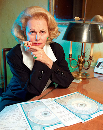 White House astrologer Joan Quigley  (Photo: PA/Eric Risberg)