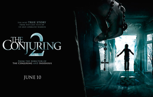 The Conjuring 2 official movie poster
