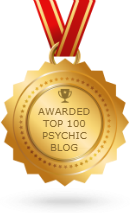 AWARDED TOP 100 PSYCHIC BLOG