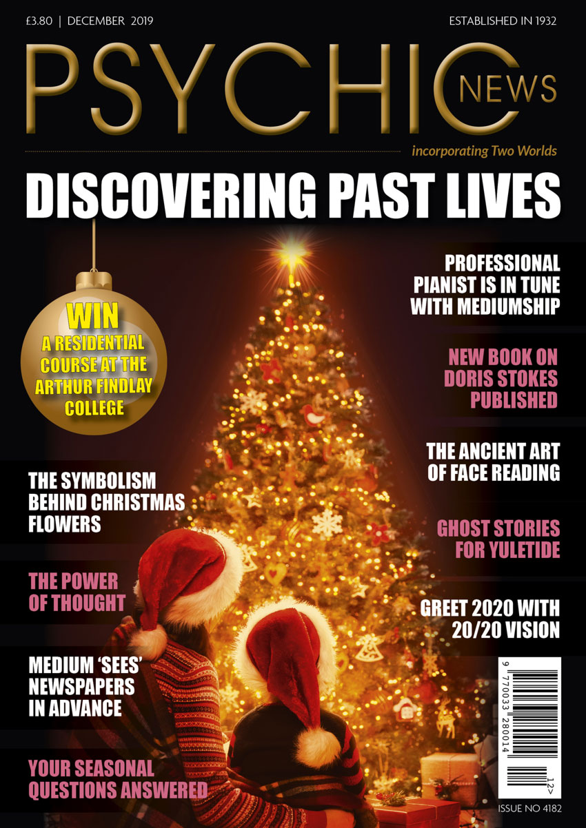 Psychic News - December 2019 Cover116-December-2019-FRONTPAGE