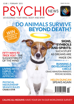 Magazine 58 February 2015 issue (Issue No 4124)