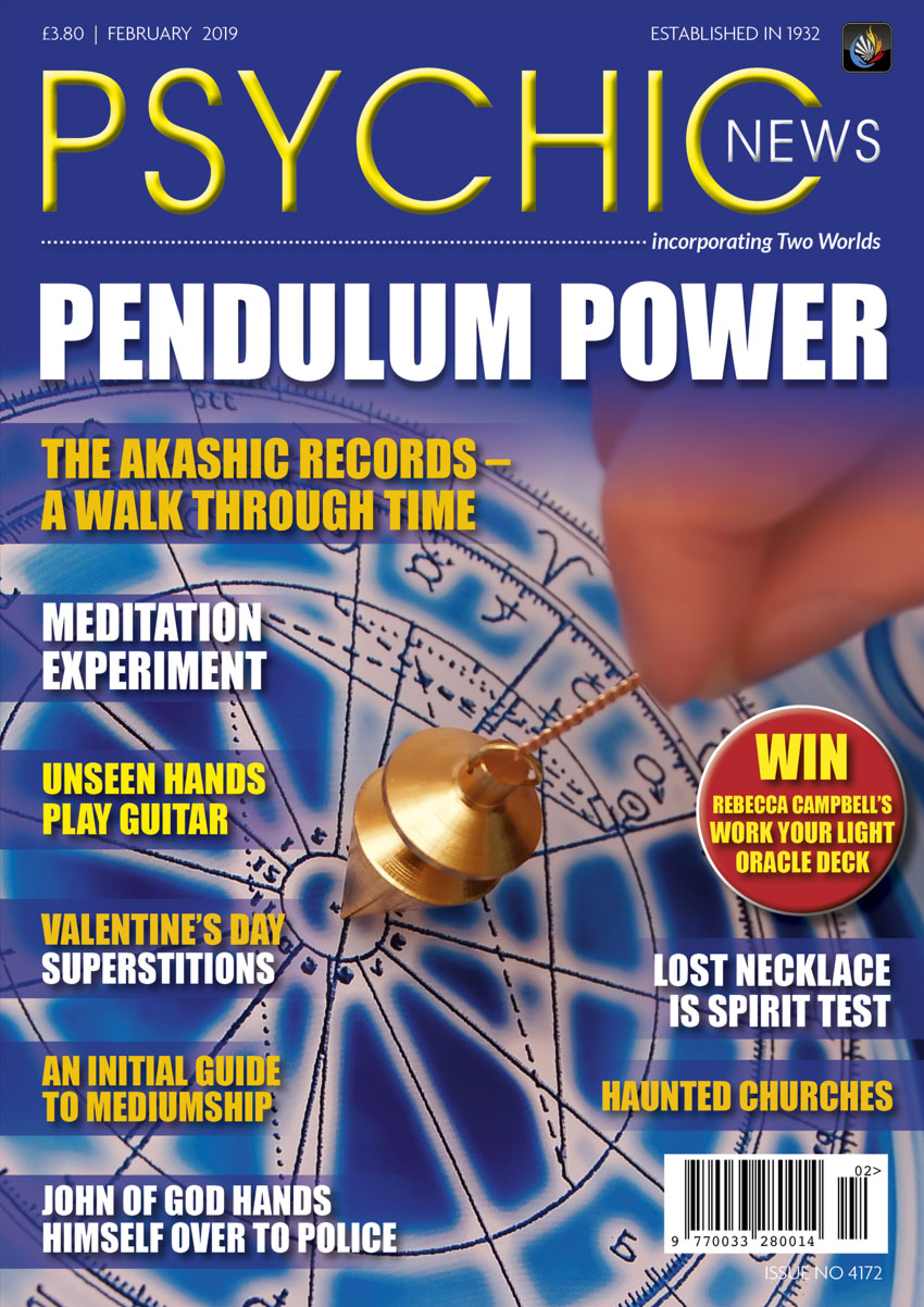 Psychic News - February 2019 Cover106-February-2019-FRONTPAGE