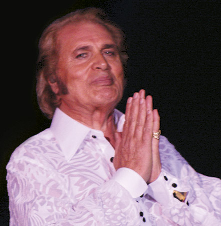 "ENGELBERT HUMPERDINCK: ""I believe I have had 95 previous lives. Success in life leads to greater things in future lives."" (Photo: Wayne Dilger)"
