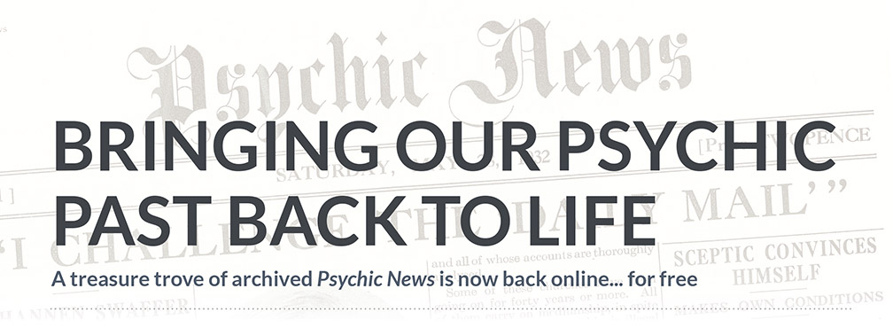 Bringing our psychic 