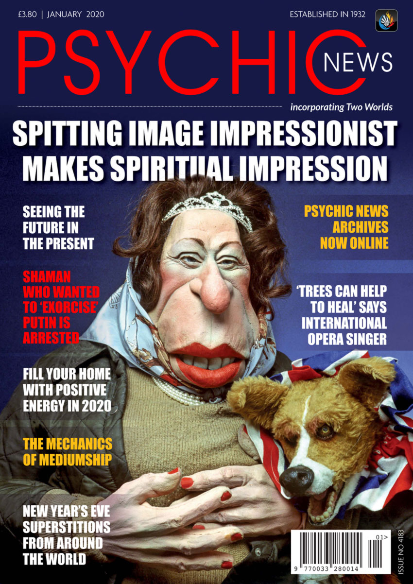 Psychic News - January 2020 Cover117-January-2020-FRONTPAGE