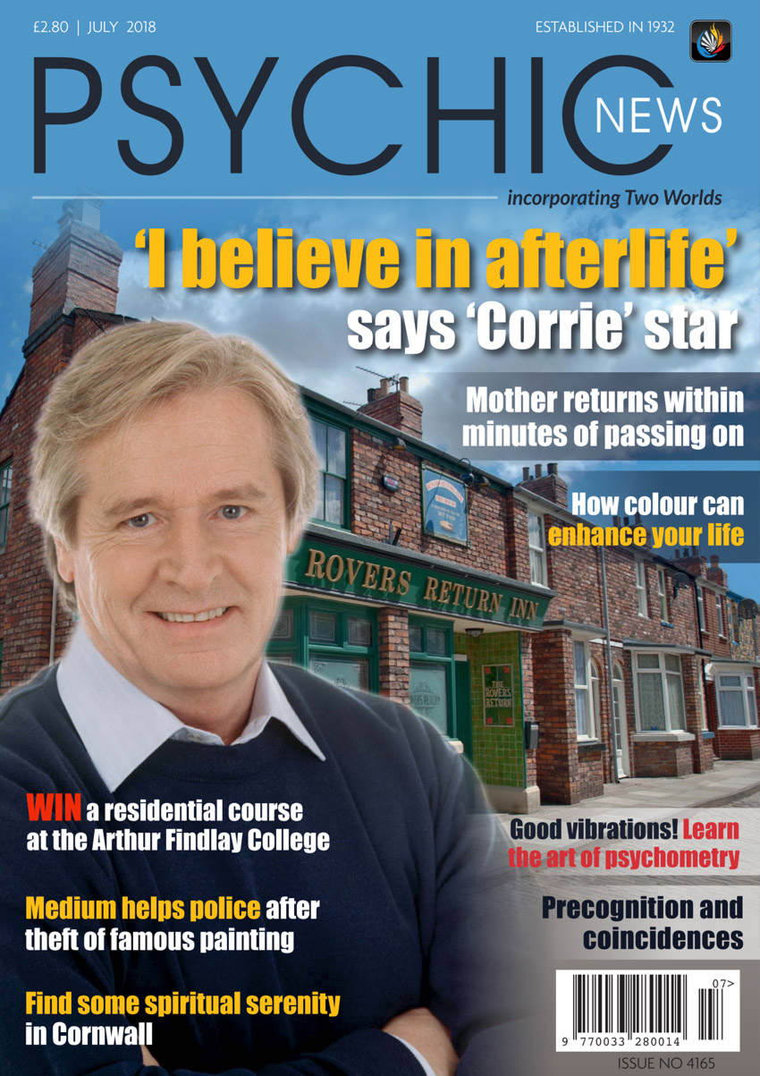 Psychic News - July 2018 Cover99-July-2018-FRONTPAGE