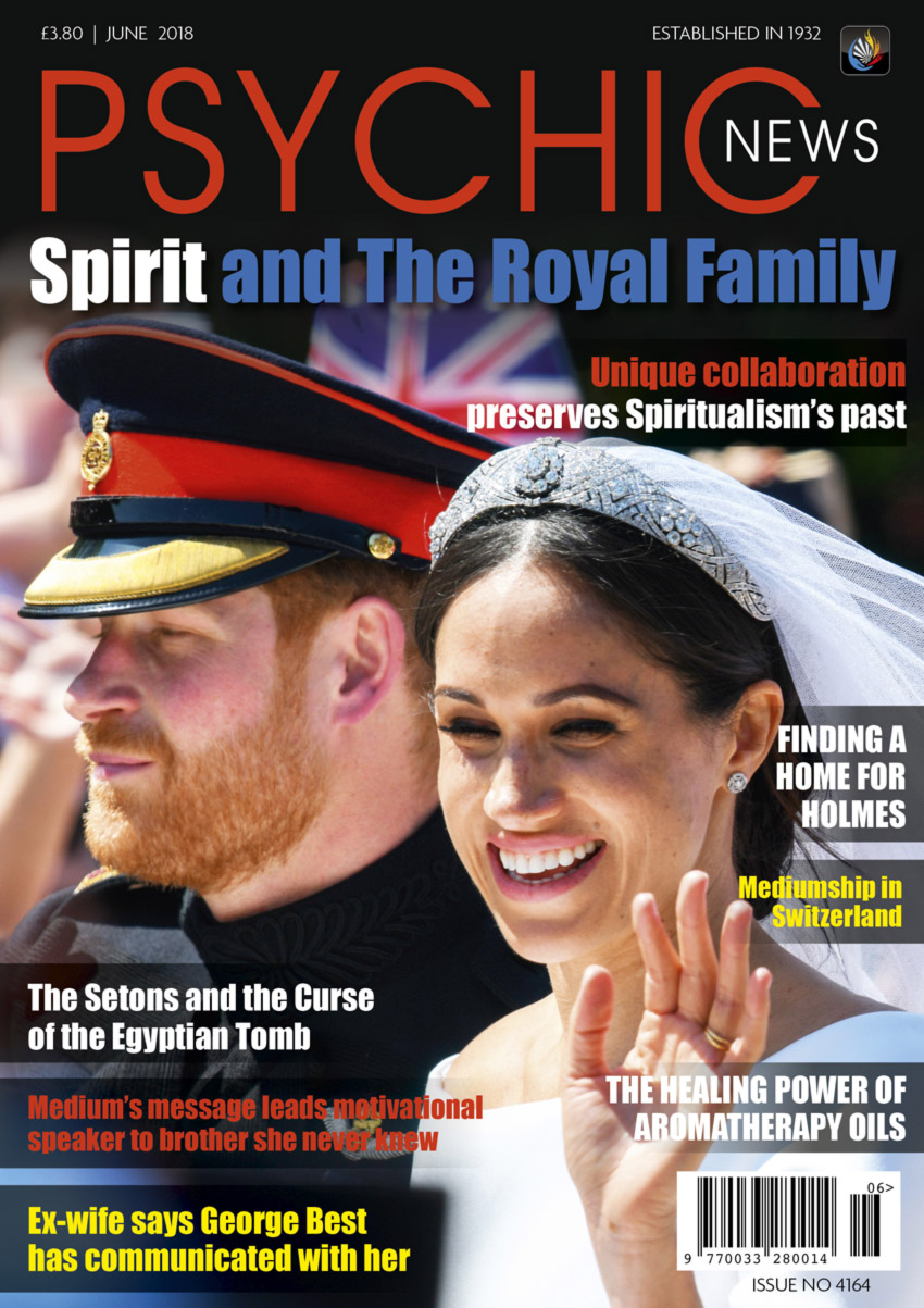 Psychic News - June 2018 Cover98-June-2018-FRONTPAGE