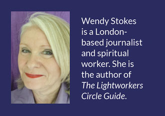 Wendy Stokes is a London-based journalist and Spiritual Worker. She is the author of The Lightworkers Circle Guide.