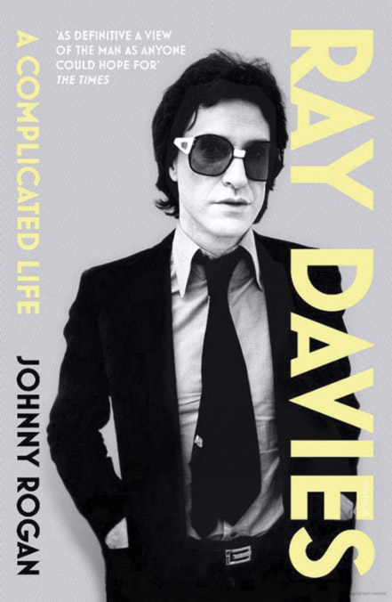 Ray Davies book cover