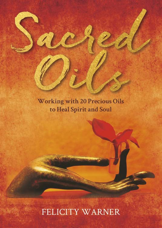 Sacred Oils book cover
